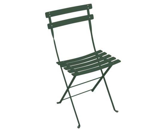 Стул Bistro Duraflon Chair Cedar Green: фото - магазин CANVAS outdoor furniture.