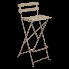 Bistro Foldable Bar Chair Nutmeg: фото - магазин CANVAS outdoor furniture.