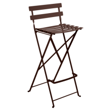 Bistro Foldable Bar Chair Russet: фото - магазин CANVAS outdoor furniture.