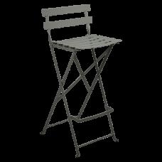 Bistro Foldable Bar Chair Rosemary: фото - магазин CANVAS outdoor furniture.