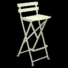 Bistro Foldable Bar Chair Willow Green: фото - магазин CANVAS outdoor furniture.
