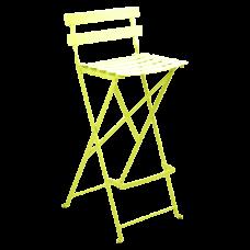 Bistro Foldable Bar Chair Verbena: фото - магазин CANVAS outdoor furniture.