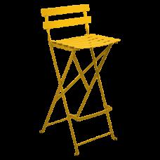 Bistro Foldable Bar Chair Honey: фото - магазин CANVAS outdoor furniture.