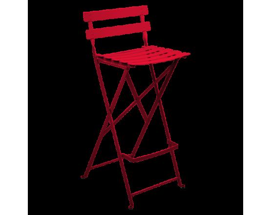 Барный стул  Bistro Foldable Bar Chair Poppy: фото - магазин CANVAS outdoor furniture.
