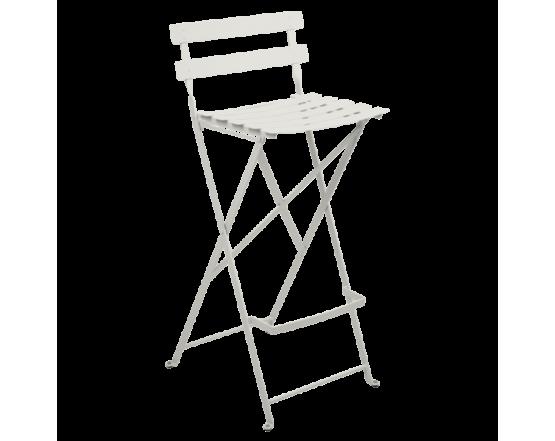 Барный стул  Bistro Foldable Bar Chair Clay Grey: фото - магазин CANVAS outdoor furniture.