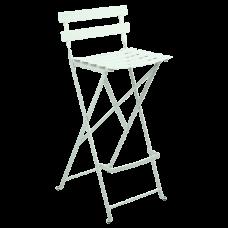 Bistro Foldable Bar Chair Ice Mint: фото - магазин CANVAS outdoor furniture.
