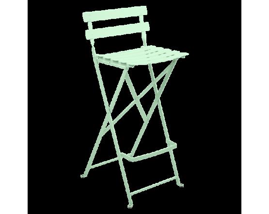 Барный стул  Bistro Foldable Bar Chair Opaline Green: фото - магазин CANVAS outdoor furniture.