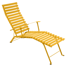 Bistro Chaise Longue Honey: фото - магазин CANVAS outdoor furniture.