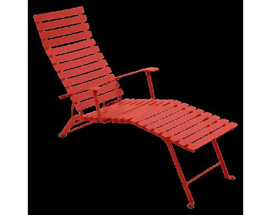 Шезлонг Bistro Chaise Longue Capucine: фото - магазин CANVAS outdoor furniture.