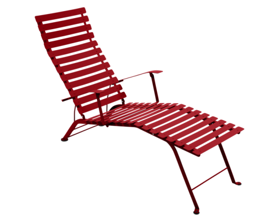 Шезлонг Bistro Chaise Longue Poppy: фото - магазин CANVAS outdoor furniture.