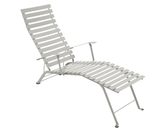 Шезлонг Bistro Chaise Longue Clay Grey: фото - магазин CANVAS outdoor furniture.
