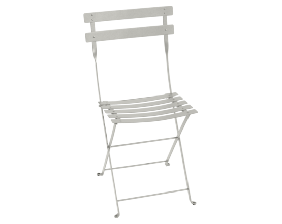 Стул Bistro Metal Chair Clay Grey: фото - магазин CANVAS outdoor furniture.