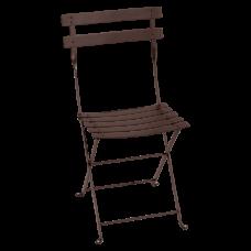 Bistro Metal Chair Russet: фото - магазин CANVAS outdoor furniture.