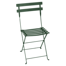 Bistro Metal Chair Cedar Green: фото - магазин CANVAS outdoor furniture.