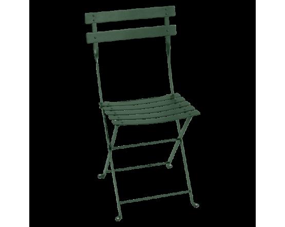 Стул Bistro Metal Chair Cedar Green: фото - магазин CANVAS outdoor furniture.
