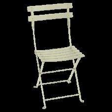 Bistro Metal Chair Willow Green: фото - магазин CANVAS outdoor furniture.