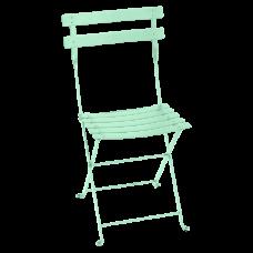 Bistro Metal Chair Opaline Green: фото - магазин CANVAS outdoor furniture.