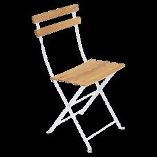 Bistro Natural Chair Cotton White: фото - магазин CANVAS outdoor furniture.