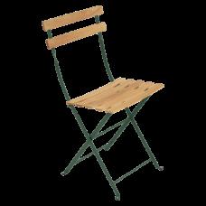 Bistro Natural Chair Cedar Green: фото - магазин CANVAS outdoor furniture.