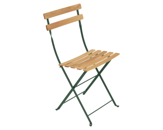 Стул Bistro Natural Chair Cedar Green: фото - магазин CANVAS outdoor furniture.