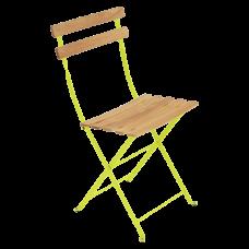 Bistro Natural Chair Verbena: фото - магазин CANVAS outdoor furniture.