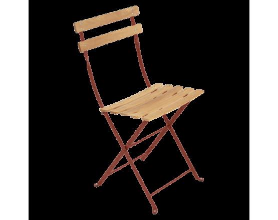 Стул Bistro Natural Chair Red Ochre: фото - магазин CANVAS outdoor furniture.
