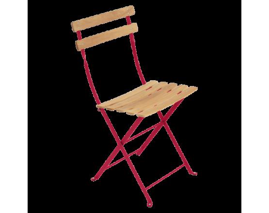 Стул Bistro Natural Chair Pink Praline: фото - магазин CANVAS outdoor furniture.