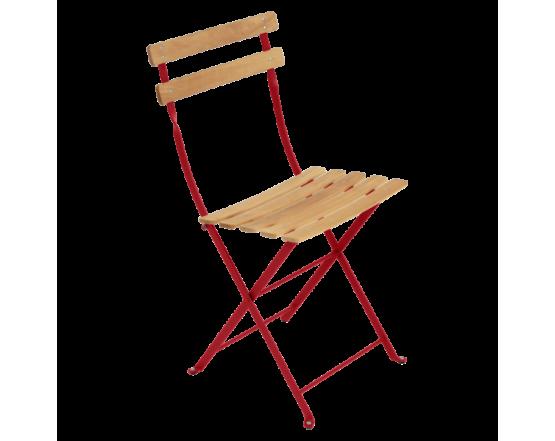 Стул Bistro Natural Chair Poppy: фото - магазин CANVAS outdoor furniture.