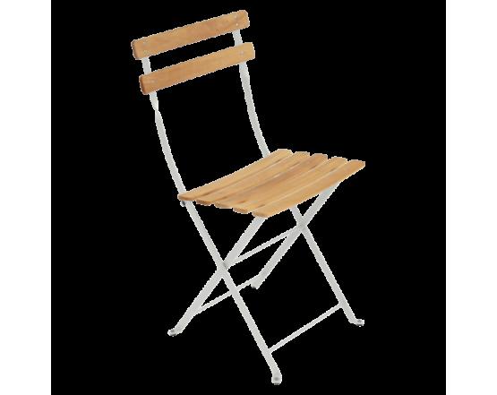 Стул Bistro Natural Chair Steel Grey: фото - магазин CANVAS outdoor furniture.