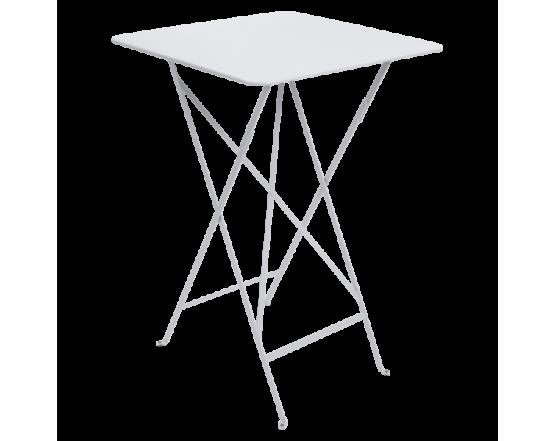 Барный стол High Bistro 71x71 Cotton White: фото - магазин CANVAS outdoor furniture.