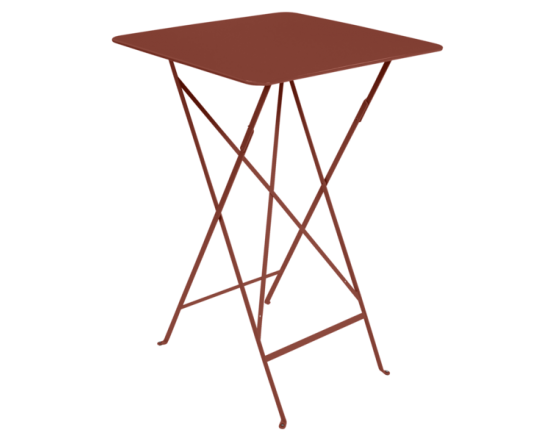 Барный стол High Bistro 71x71 Red Ochre: фото - магазин CANVAS outdoor furniture.
