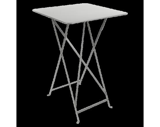 Барный стол High Bistro 71x71 Steel Grey: фото - магазин CANVAS outdoor furniture.