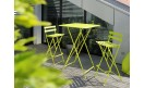 Барный стол High Bistro 71x71 Cotton White: фото - магазин CANVAS outdoor furniture.
