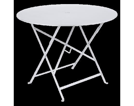 Стол Bistro 96 Cotton White: фото - магазин CANVAS outdoor furniture.
