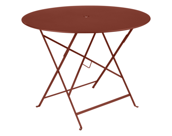 Стол Bistro 96 Red Ochre: фото - магазин CANVAS outdoor furniture.