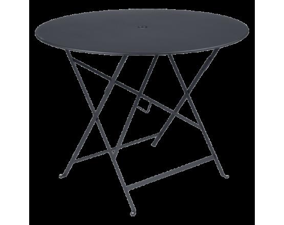 Стол Bistro 96 Anthracite: фото - магазин CANVAS outdoor furniture.