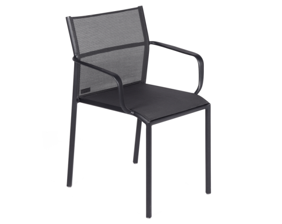Кресло Cadiz Armchair Anthracite: фото - магазин CANVAS outdoor furniture.