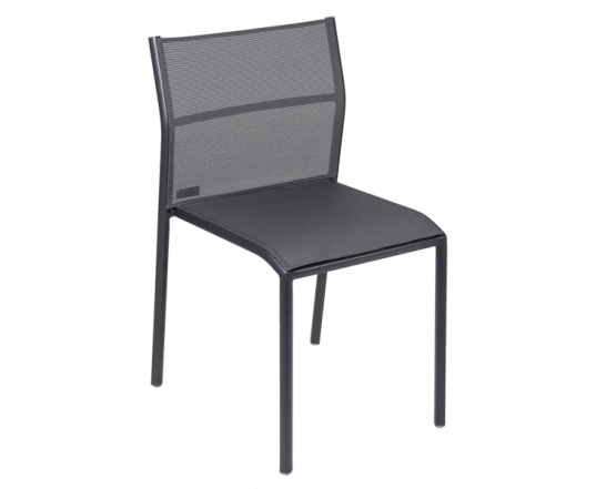 Стул Cadiz Chair Anthracite: фото - магазин CANVAS outdoor furniture.