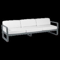 Диван Bellevie 3 Seater Off-White Cushions : фото - магазин CANVAS outdoor furniture.