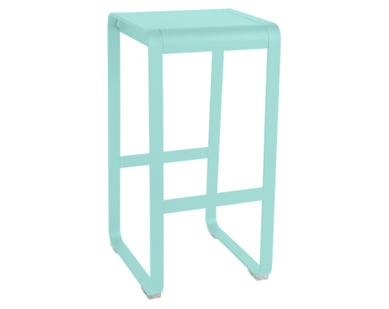 Барный стул Bellevie Bar Stool Lagoon Blue: фото - магазин CANVAS outdoor furniture.
