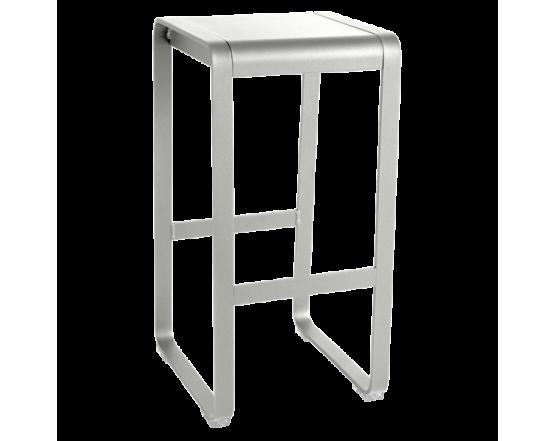 Барный стул Bellevie Bar Stool Steel Grey: фото - магазин CANVAS outdoor furniture.