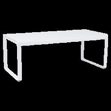 Стол Bellevie 196x90 Cotton White: фото - магазин CANVAS outdoor furniture.