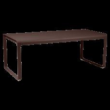 Стол Bellevie 196x90 Russet: фото - магазин CANVAS outdoor furniture.