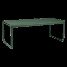 Стол Bellevie 196x90 Cedar Green: фото - магазин CANVAS outdoor furniture.