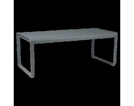 Стол Bellevie 196x90 Storm Grey: фото - магазин CANVAS outdoor furniture.