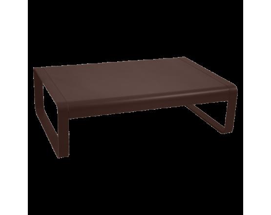 Кофейный столик Bellevie Low Table 103x75 Russet : фото - магазин CANVAS outdoor furniture.