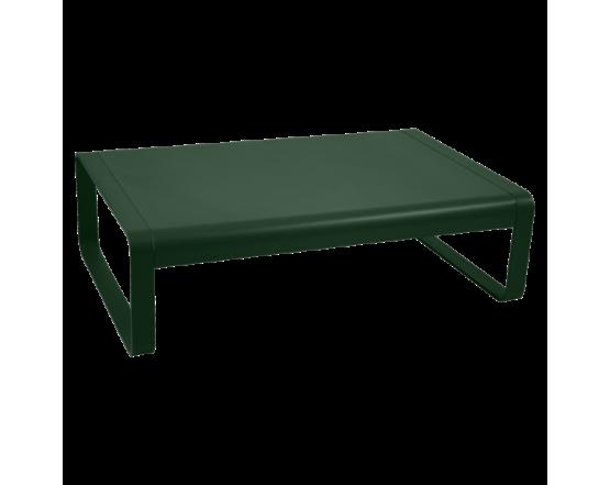 Кофейный столик Bellevie Low Table 103x75 Cedar Green: фото - магазин CANVAS outdoor furniture.