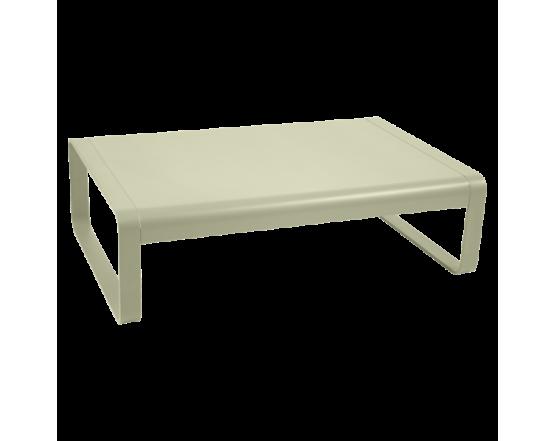 Кофейный столик Bellevie Low Table 103x75 Willow Green: фото - магазин CANVAS outdoor furniture.
