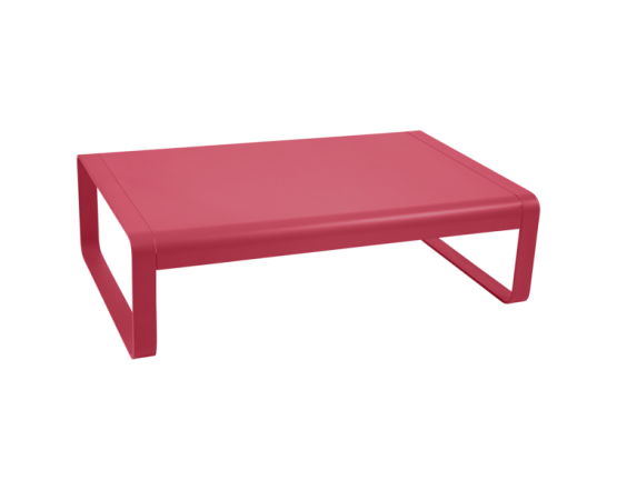 Кофейный столик Bellevie Low Table 103x75 Pink Praline: фото - магазин CANVAS outdoor furniture.