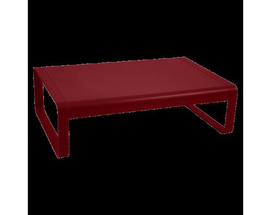 Кофейный столик Bellevie Low Table 103x75 Chili: фото - магазин CANVAS outdoor furniture.
